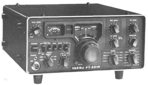 Yaesu FT-221R
