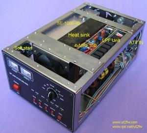 DN-600-ZA HF Amplifier