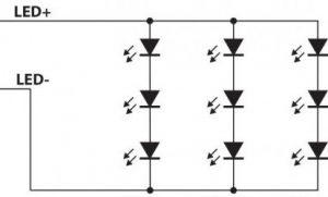 LEDmatrix